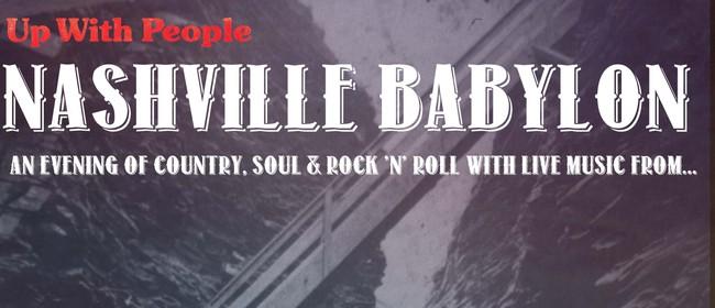 Nashville Babylon with John The Baptist & Miles Calder