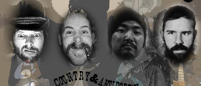 Creative Jazz Club - The Doughboys