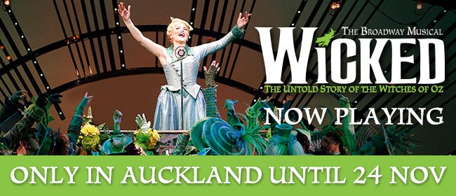 WICKED - The Untold Story of the Witches of Oz