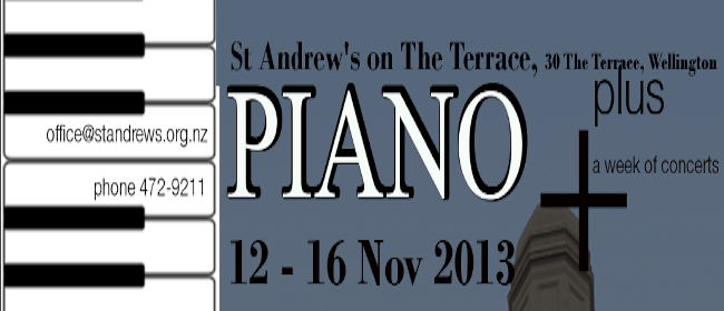 Piano Plus - A Week of Concerts