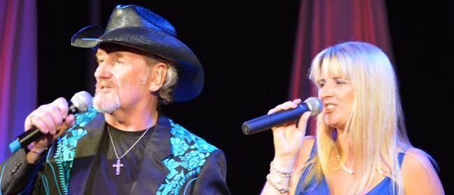Kylie Austin & Trevor V. Stevens (Country Rock Duo)