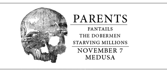 Parents - Album Release Tour