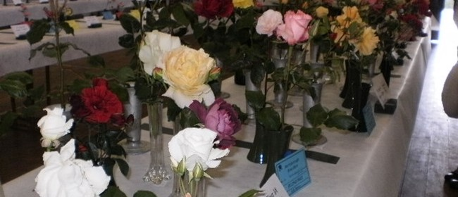 Martinborough Rose & Flower Show