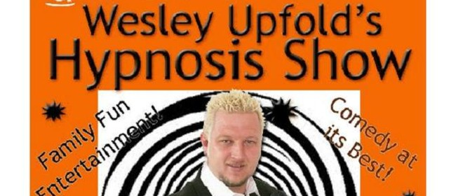 Wesley Upfold's Hypnosis Show