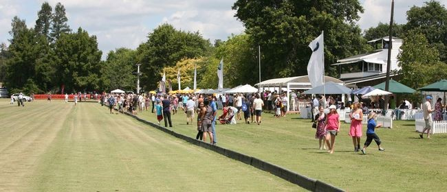 BMW NZ Polo Open 2014