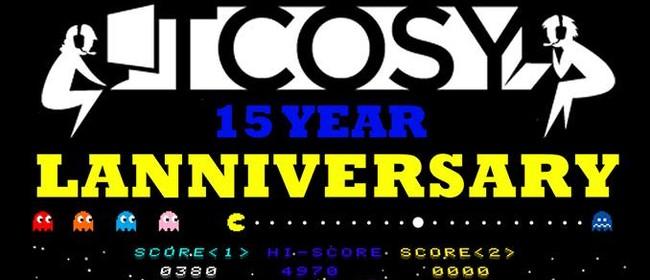 TCOSY 15th 'Lanniversary'