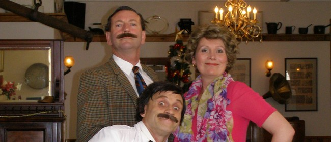 Staff Christmas Party Fawlty Extravaganza