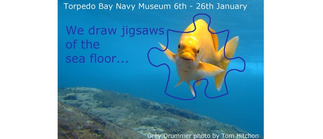 We Draw Jigsaws of the Sea Floor