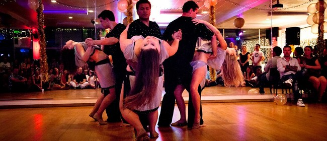 8 Week Zouk Dance Course for Improvers