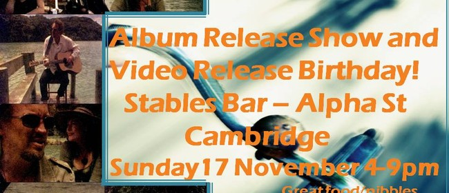 "Rivers Edge 2nd Album ""Cambridge Town"" release party"