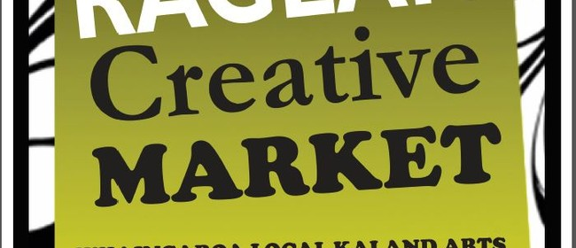 Raglan Creative Christmas Twilight Market