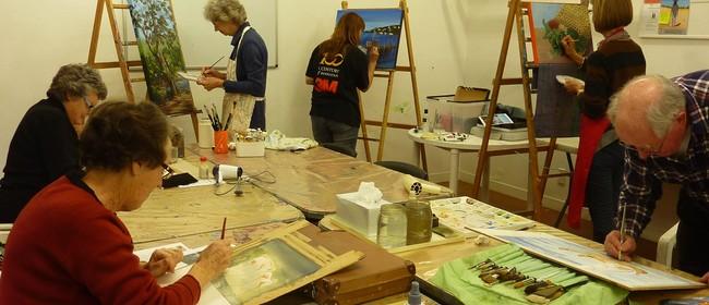 Term One 2014 Art Class Programme
