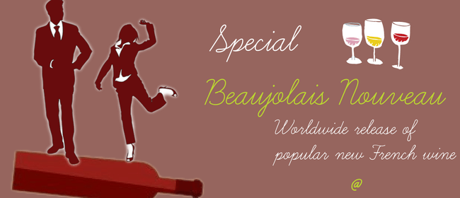 French Pub Night - Special Beaujolais Nouveau