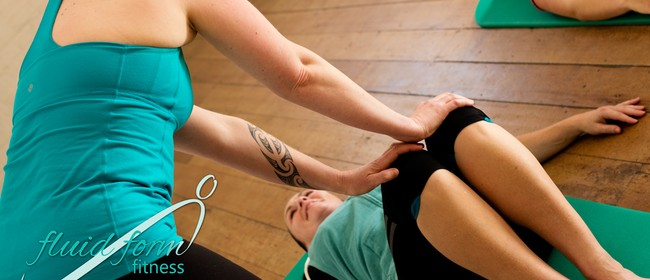 Prenatal Pilates - 2nd and 3rd Trimester - Wednesdays