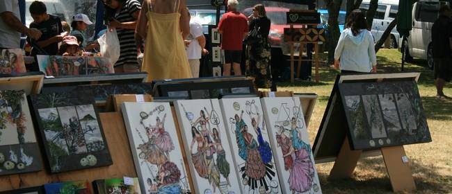 Pohutukawa Festival Handmade Arts & Crafts Market