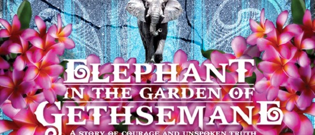 Elephant in the Garden of Gethsemane