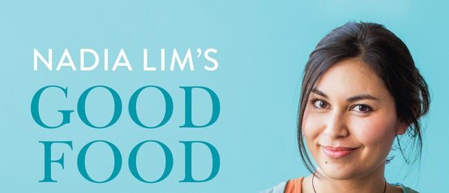 Meet Masterchef's Nadia Lim at Whitcoulls