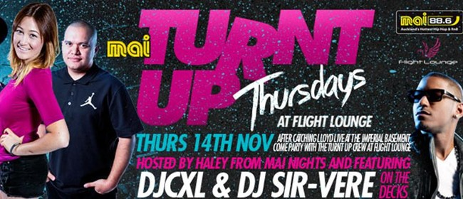 Turnt Up Thursdays - Official Lloyd After Party