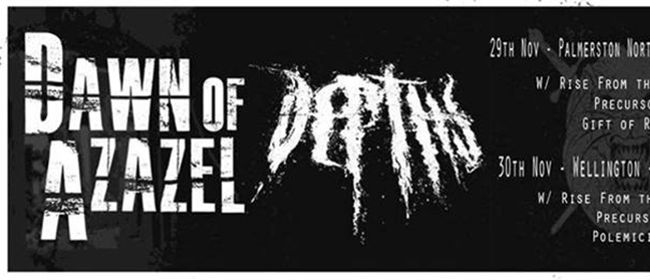 Dawn of Azazel and Depths Mini Tour