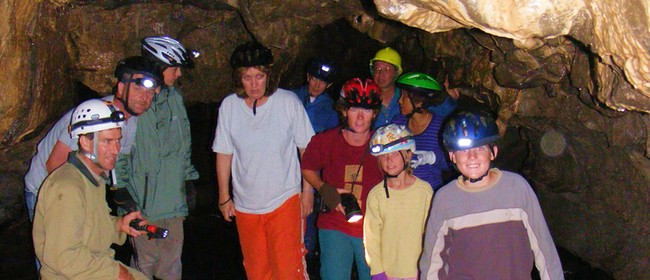 Okupata Caves Adventure - Mahi Aroha