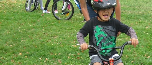 Kids Bike Taupo - Mahi Aroha