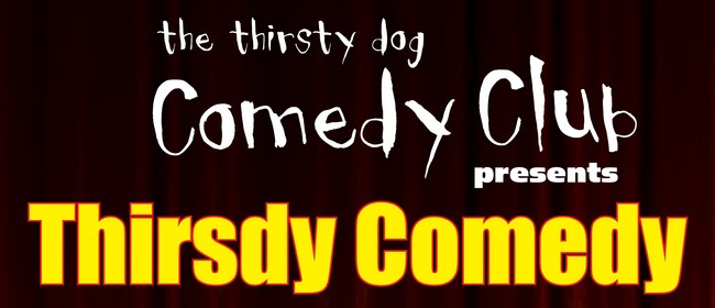 Thirsdy Comedy - Neil Elston (UK)