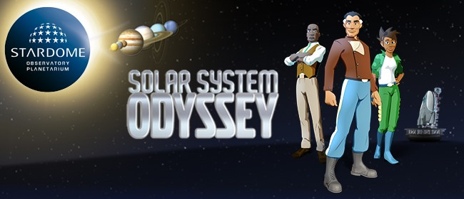 Solar System Odyssey - Planetarium Show