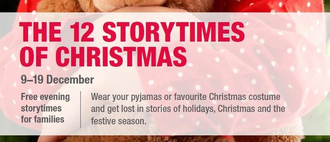 The 12 Storytimes of Christmas