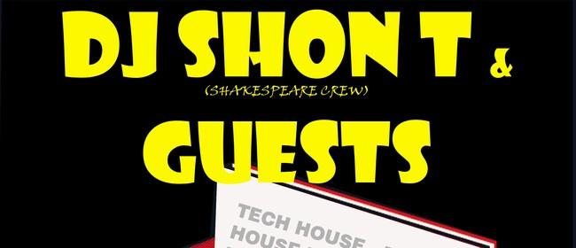 DJ Shon T & Guests