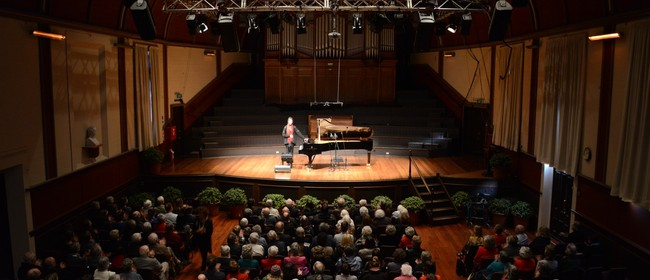 Piano Recital - Acclaimed French Pianist Claire Rouault