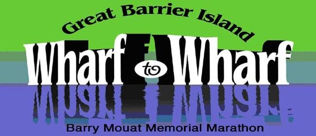 Great Barrier Island Wharf to Wharf Marathon 2014