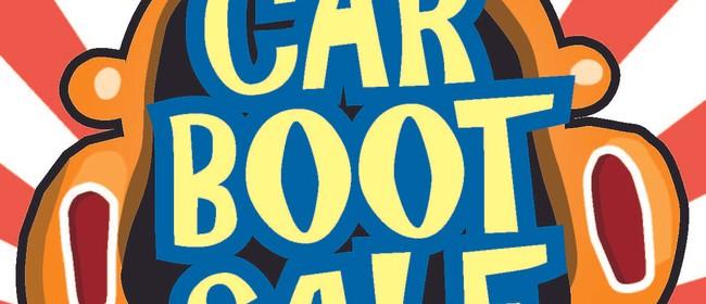 Car Boot & Garage Sale - Parua Bay School