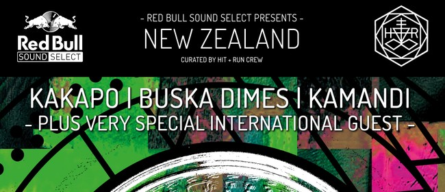 Red Bull Sound Select Presents: Auckland