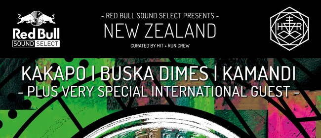 Red Bull Sound Select Presents: Wellington