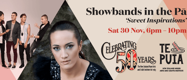 Showbands in the Pā