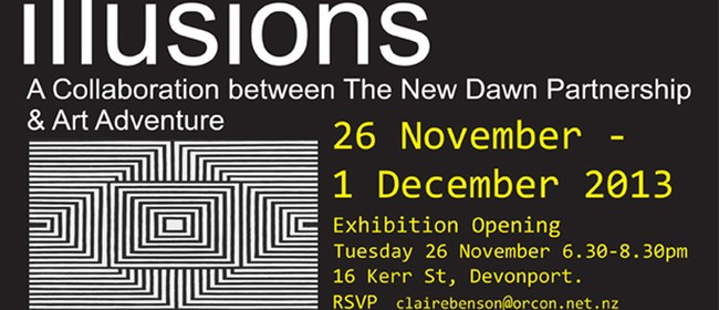 Group Show: Illusions