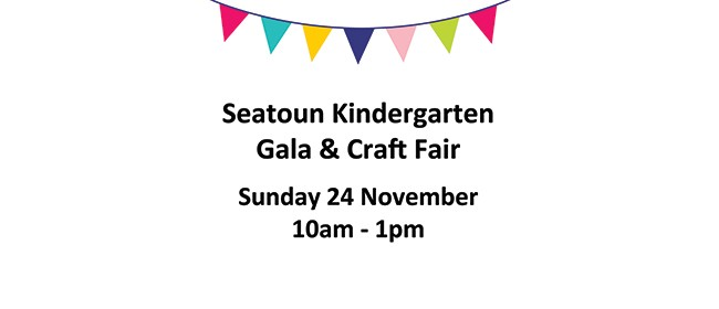 Seatoun Kindergarten Gala & Craft Fair