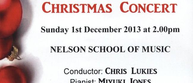 Nelson Civic Choir Christmas Concert