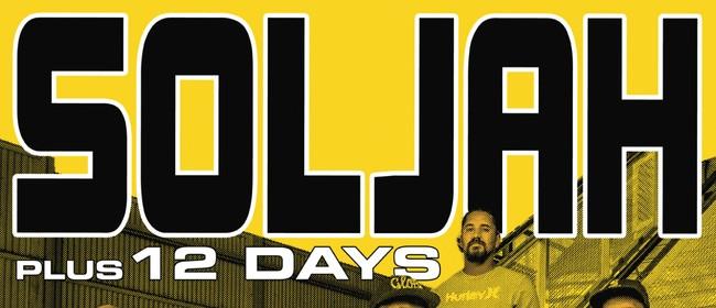 Soljah with 12 Days