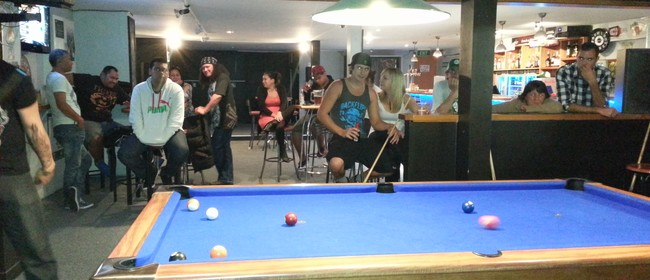 Wednesday Night Pool Competition