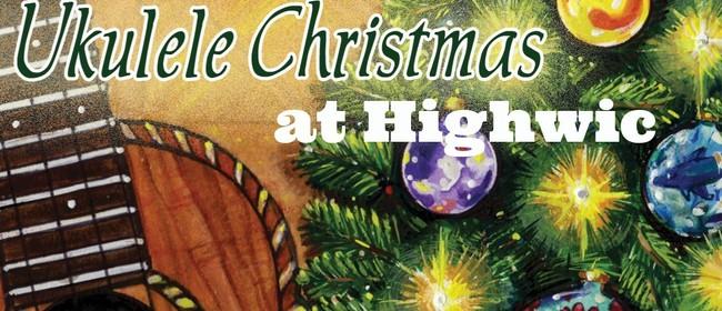 A Ukulele Christmas