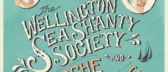 Wellington Sea Shanty Society & Croche Dedans