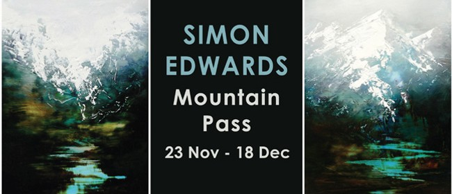 Simon Edwards: Mountain Pass (2013)