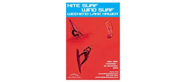 Kitesurf Windsurf Weekened Lake Hawea