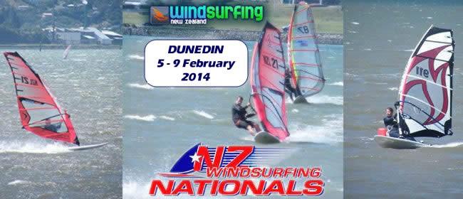 New Zealand Slalom Windsurfing Nationals