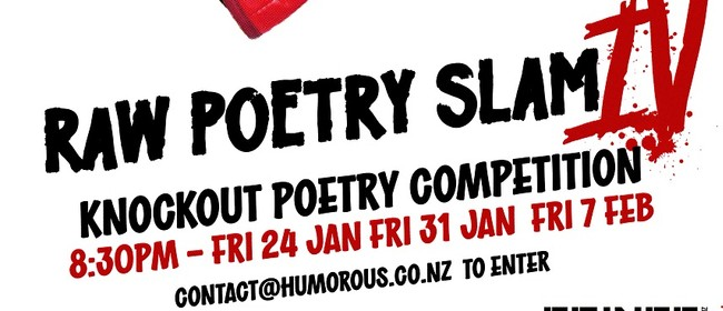 Raw Poetry Slam IV