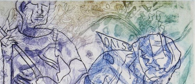 Exhibition Discussion: Ruth Davey, A Lifetime of Printmaking