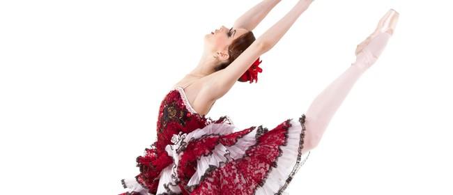 Imperial Russian Ballet presents Don Quixote