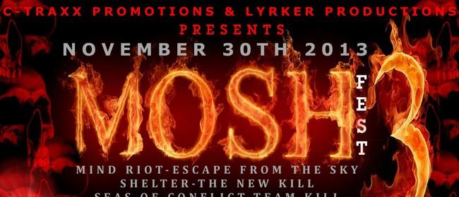 Mosh Fest 2013