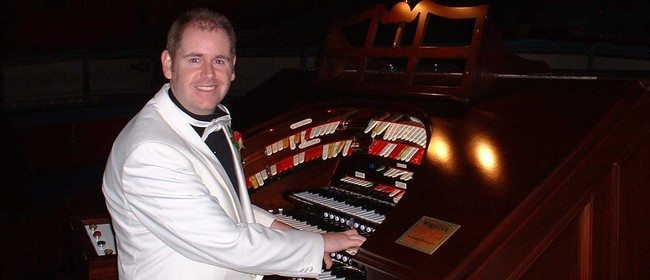 Blackpool Comes to Hollywood - Wurlitzer Pipe Organ Show